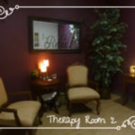 Therapy Room 2 – is perfect for Hypnotherapist, Life Coaches, Counselors and Homeopaths.